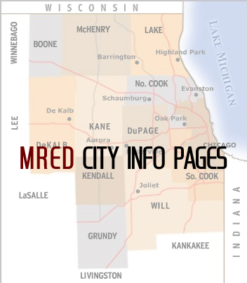 City Info Pages